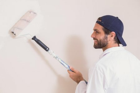 How Long Before You Can Paint New Render Walls?