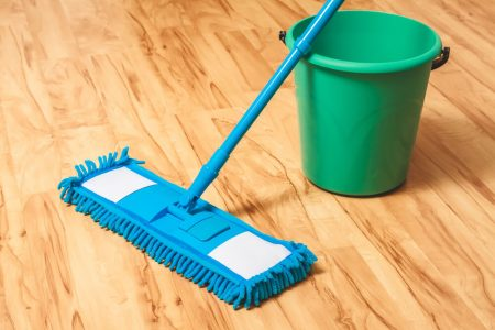 What's the Best Way to Clean Hardwood Floors?